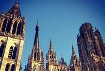 Rouen en images... / A travers ces photos, nous vous présenterons la ville de Rouen, ces ruelles, le port,...