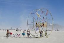 Burning Man || Performing Art || Playground