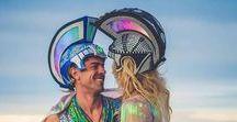 Burning Man || Beautiful Couples