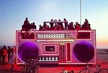 Burning Man || Radio
