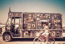 Burning Man || Mutant Vehicles & Art Cars