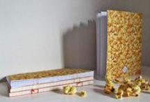 Hand made notebooks complex / http://o-complexo.blogspot.pt/