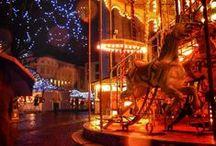 Joyeux Noël en Seine-Maritime ! / Entrez dans le monde féérique de Noël en Seine-Maritime ! La neige, les marchés de Noël, la décoration, les illuminations...