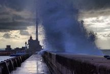 Tempêtes en Seine-Maritime
