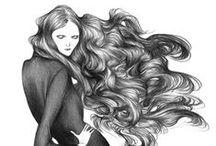 Fashion_Illustration / by Emma