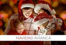 Navidad Avianca / Vuelve a casa en estas fechas especiales con Avianca.