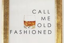 for those kinda days... / cause I want to be the host with the most and know how to make fancy drinks...