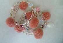 handmade bracelets by elli lyraraki / ellishoes.blogspot.com                                             ellilyraraki@gmail.com