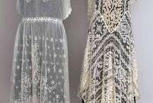 All things lacy and nostalgic / Good vintagey style