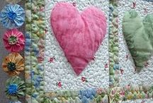 Quirky Quilts and Posh Patchwork / quilts, patchwork, scrappy creations