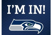 Seahawks!!! / by Avalie Wilder