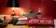 Christmas Cheer! / Christmas is coming - There are lots of little things you can do to bring warmth and cheer to your living space!