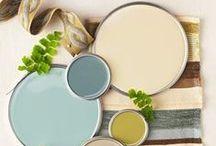 Palette e Moodboard / Collezione di Palette di Colori, per trovare il giusto accostamento!