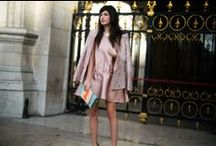 #StreetStyle/Paris / { check out the best outfits of the streets of #Paris }  / by chic it out