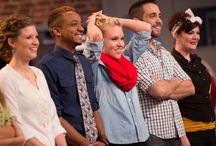 Food Network Star / Food Network Star- Yes!!! / by Absolutely Crafty