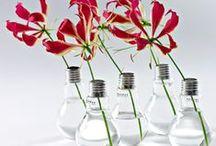 Fiori d'Arredo / Composizioni floreali originali e facili da realizzare