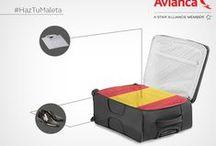 #HazTuMaleta con Avianca / Los mejores tips de cómo empacar para tus viajes para que ahorres espacio y peso en tus maletas