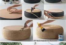 Upcycle ideas DIY