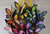 butterflies....