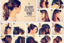 Hair & Beauty / Hair & Beauty Tutorials