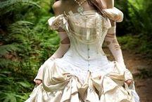 Weird 'n Wonderful Wedding Gowns / Different wedding dresses