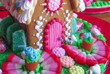 Christmas Gingerbread / Items inspired by the delicious holiday treat!