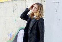 R o s h e r u n / Os dejo un look muy para el día a día, en negros y grises y con unas Roshe Run muy originales!