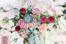 Wedding   Beautiful Blooms / Gorgeous wedding flowers, from bouquets to table decorations.