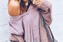 cozy outfits / who doesn't love cozy cute?