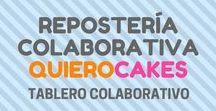 Repostería colaborativa / Tablero colaborativo para compartir recetas y técnicas de repostería