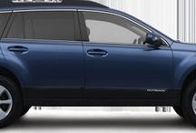 Subaru Crossovers
