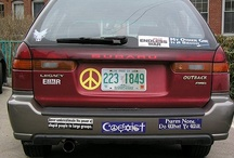 BUMPER STICKERS!