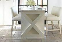 Trends   X / X motif in interiors and furniture design