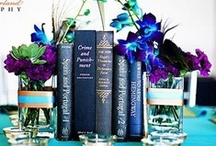Literary Wedding- Love Story / A true love story never ends. / by ® ®