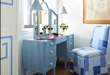 Dressing Rooms / inspirational dressing areas