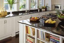 Kitchen & Storage...