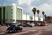 Vintage Los Angeles. / The City of Angels and her surroundings as they appeared before 1994. / by A J