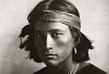 Characters: Native American