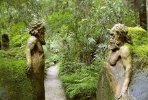 Symbolic: Statues