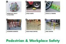 Pedestrian & Workplace Safety Products / Barrier designs, develops, manufactures and supplies a wide range of warehouse safety, road safety, crowd control and forklift separation products for private, institutional and occupational environments.
