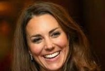 Kate,The Duchess Of Cambridge / by Joe Petitjean