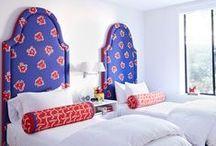 Bedrooms / beautiful headboards