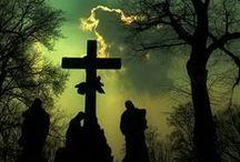 Setting: Cemetery