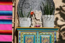 hippie boho homes / cosy, comfy and colourful places where your body and soul find a real home / by freestylehippiesoul