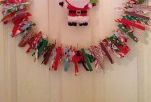 My Custom Wreaths (inspired by Pinterest) / Wreaths