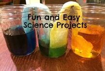 PLAY - Science / Creative ideas for play related to science, STEM and STEAM fun. / by Encourage Play | Coping Skills for Kids