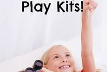 Playdate Boxes / We now offer monthly subscription boxes for playdates. Activities and ideas that are related to the our original Building Friendship Playdate Kits. We love origami and duct tape!! / by Encourage Play