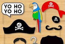 PLAY - Pirates / Play ideas with a pirate theme...arrrr :-) / by Encourage Play | Coping Skills for Kids