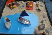 PLAY - Small World Play / Creative and adorable small world play ideas / by Encourage Play | Coping Skills for Kids