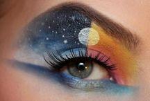 MAKE UP / the art of make up.